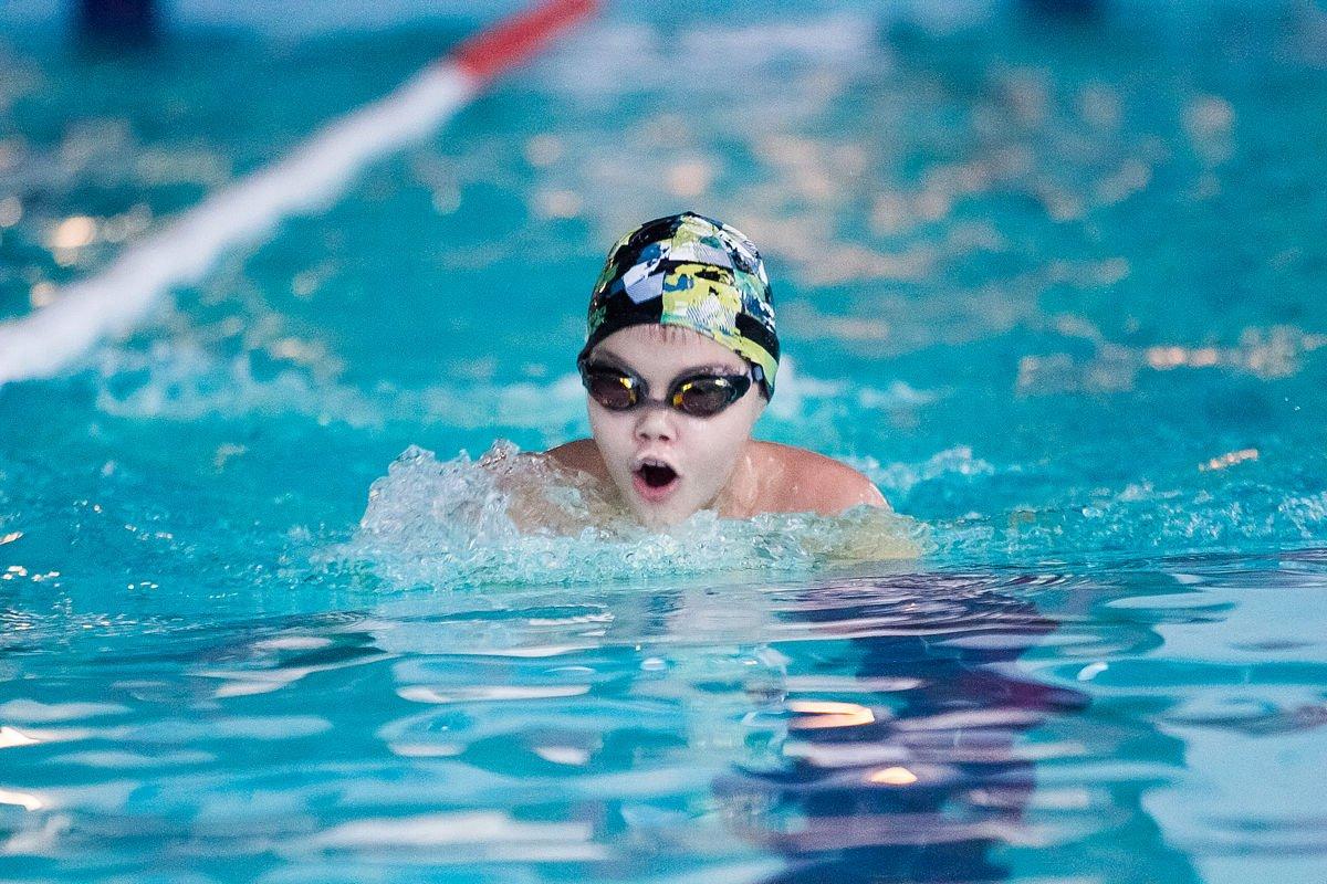 плавание для детей 10 лет