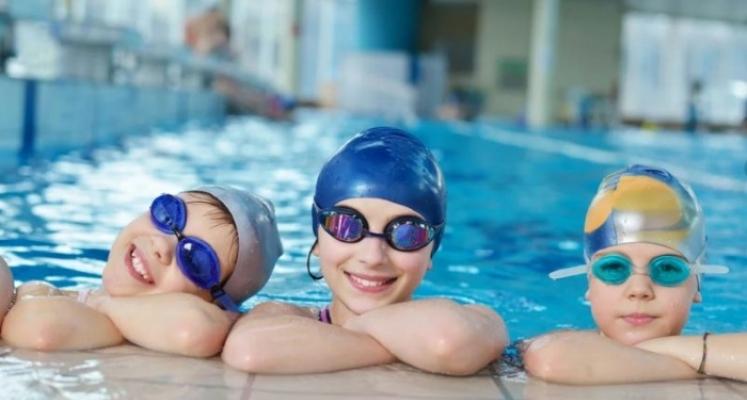 плавание для детей 7 лет