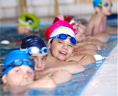 обучение плаванию детей 7 лет
