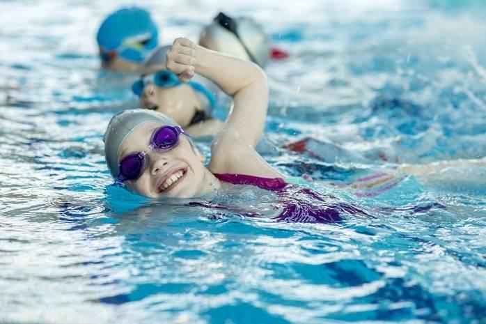 лечебное плавание для детей минск