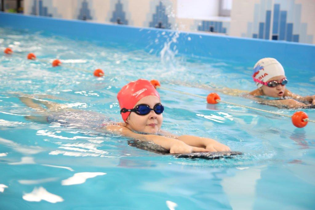 занятия плаванием для детей с 6 лет