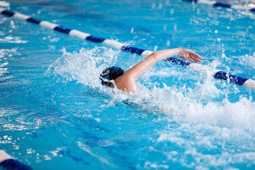 лечебное плавание для детей